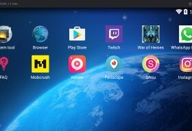 Android Emulator for 2GB Ram PC