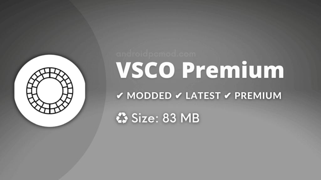VSCO Premium APK